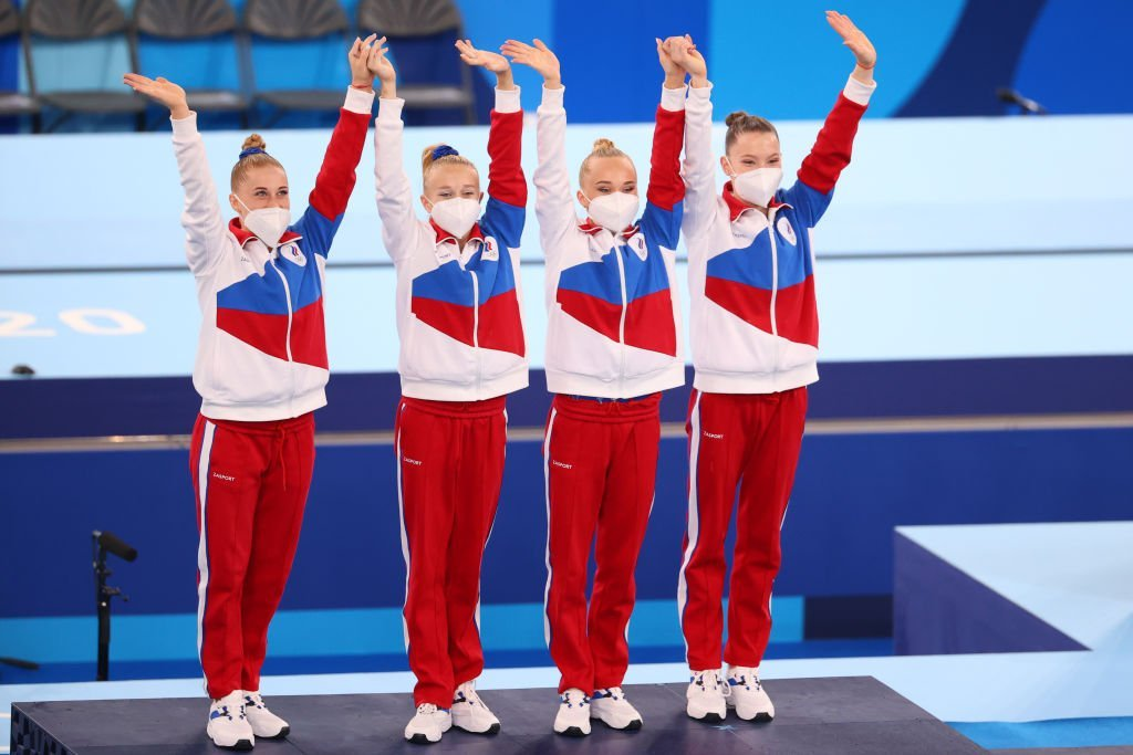 What Country is the ROC at the Olympics?