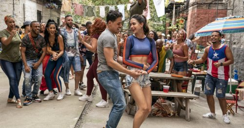 Latinos Grab Spotlight With 'In The Heights'
