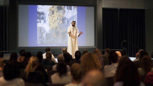 Sultan al-Qassemi: Arab artists are key amid censorship