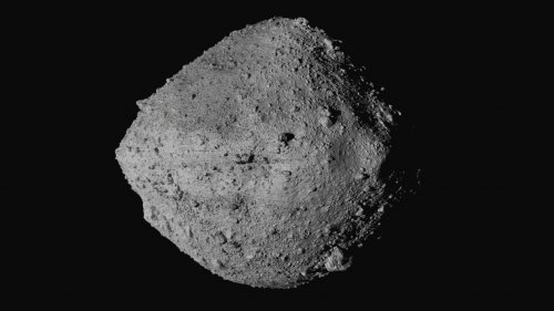 NASA Spacecraft Begins Journey Back To Earth With Asteroid Sample