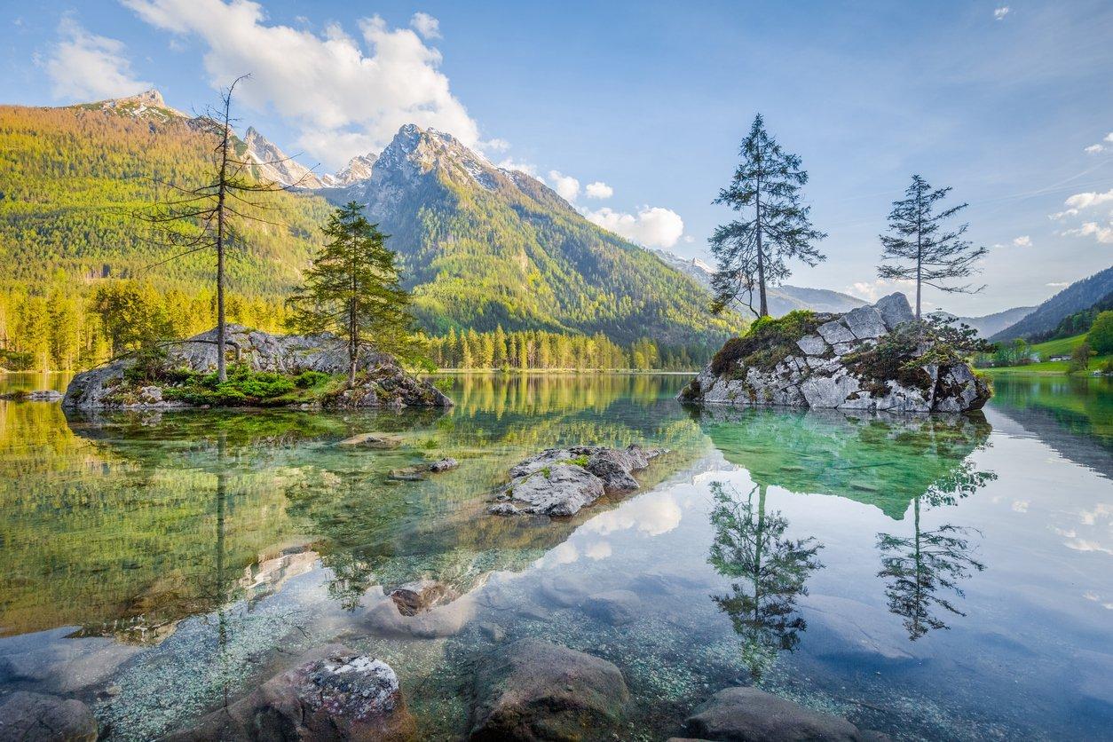 Sommerurlaub in Deutschland - 10 Reise-Ideen im Überblick