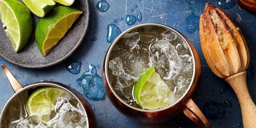 Cocktail Recipes Because It's Five O'Clock Somewhere