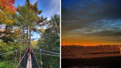 8 « road trips » spontanés à moins de 3h de Montréal à faire cet automne