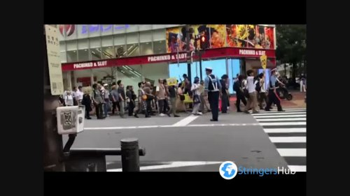 Japan: Protests Against COVID-19 Vaccine Take Place In Tokyo, Osaka, Kyoto 2