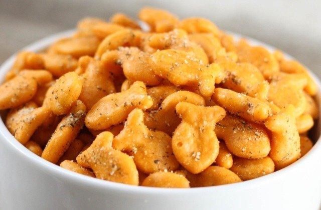 Simple Baked Goldfish Crackers Taste Even Better Homemade