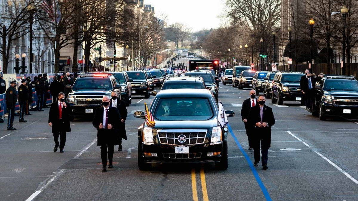 """8 """"Secrets"""" You Didn't Know About the Secret Service, Plus More on the Govt."""
