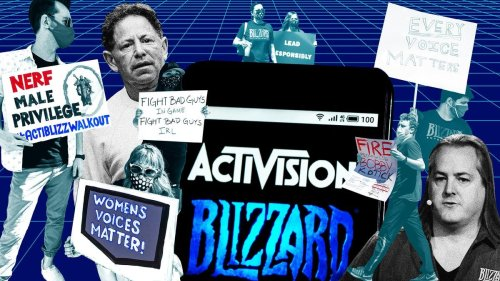'More Than 20' Activision Blizzard Employees Have Exited Over Harassment Lawsuit