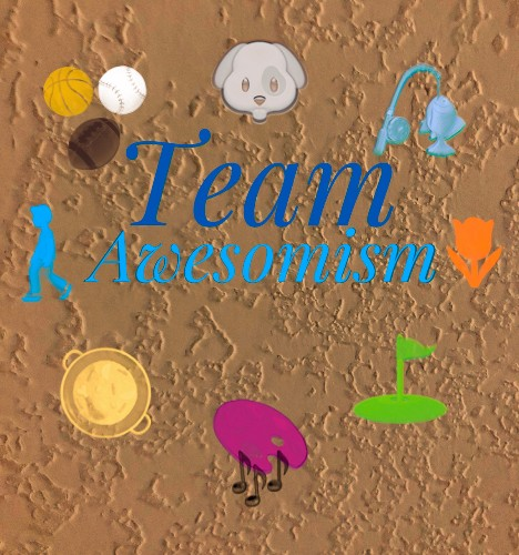 Team Awesomism 💙  cover image