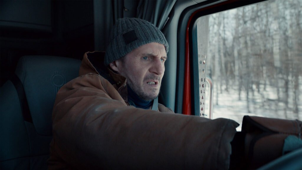 'The Ice Road' Cometh...