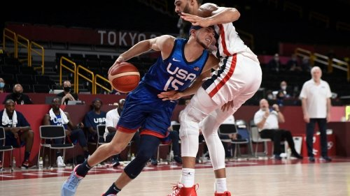 Olympics are confirming what we already knew: NBA officiating is trash
