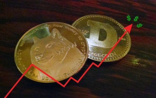 My Joke Cryptocurrency Hit $2 Billion and Something Is Very Wrong
