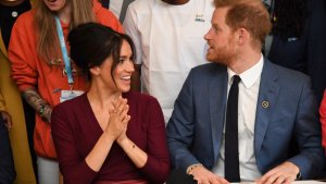 Meghan Markle's Son is a Fan of His Own Story
