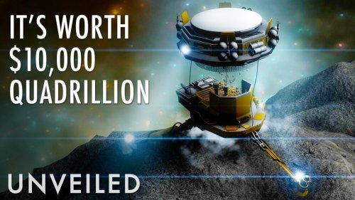 Why Hasn't Someone Mined this $10,000 Quadrillion Asteroid Yet? | Unveiled