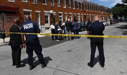 Six people shot, one killed in West Baltimore's Penrose neighborhood, police say   VIDEO