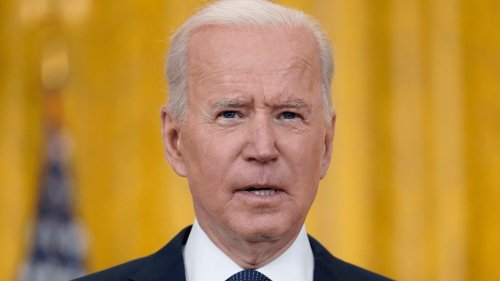 Biden on Colonial Pipeline and possible Russian involvement