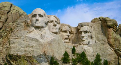 The History Behind Mount Rushmore, And Why It's Worth A Visit