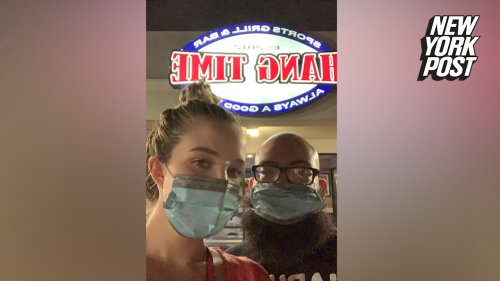 Texas restaurant kicks out couple who wore masks to protect their at-risk son