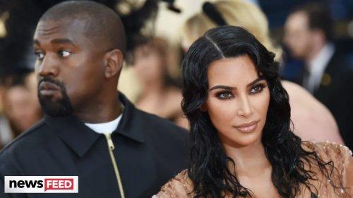 Kim Kardashian & Kanye West's Divorce Settlement Update!