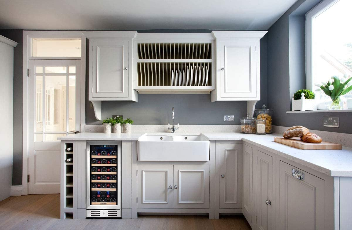 The best under-counter wine cooler for true enthusiasts