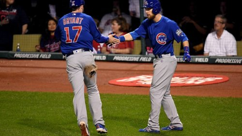 The Cubs finally let go of the burden of being good