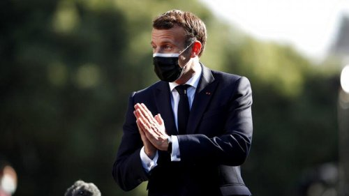 France lifts requirement to wear a face mask outdoors in public and stops nighttime curfew early