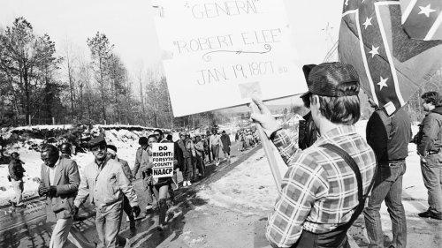 The Sickening History of Marjorie Taylor Greene's Hometown