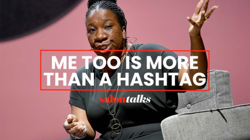 """Tarana Burke on Me Too's popularity: """"White people have never prioritized our pain"""""""