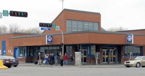 Montreal's Côte-Vertu Metro Station Is Closing For Almost 3 Months