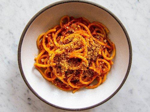 """Sicilian Pasta  """"Chi-Vruoccoli Arriminati"""""""