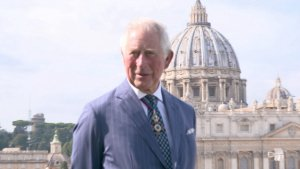 """Prince Charles is Now """"King in Training'"""