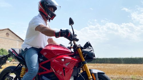 Ideanomics on Going After Racing Tech With Electric Motorcycle Maker Energica