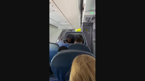 'You're Welcome': Flight Attendant Sings Disney Song After Landing in Orlando