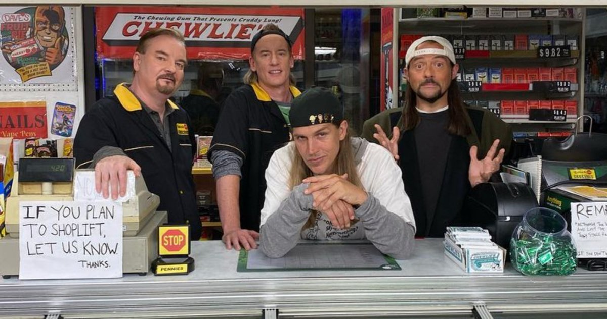 'Clerks III' Won't Be Kevin Smith's Final Movie: There's Definitely More
