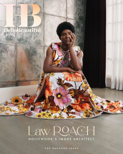 Law Roach Covers HB's July 2021 Success Issue