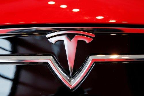 Tesla posts record deliveries in first quarter, beats estimates