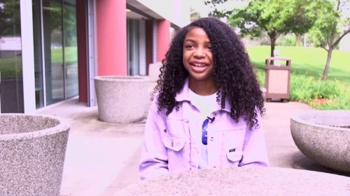 Meet Destiny Johnson: Scripps National Spelling Bee Finalist