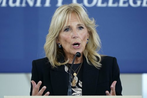 Jill Biden surprises her South Carolina 'prayer partner'