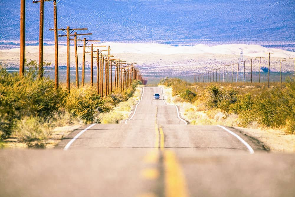 BEST CALIFORNIA ROAD TRIPS - DESERT, COAST AND MOUNTAIN SCENIC DRIVES