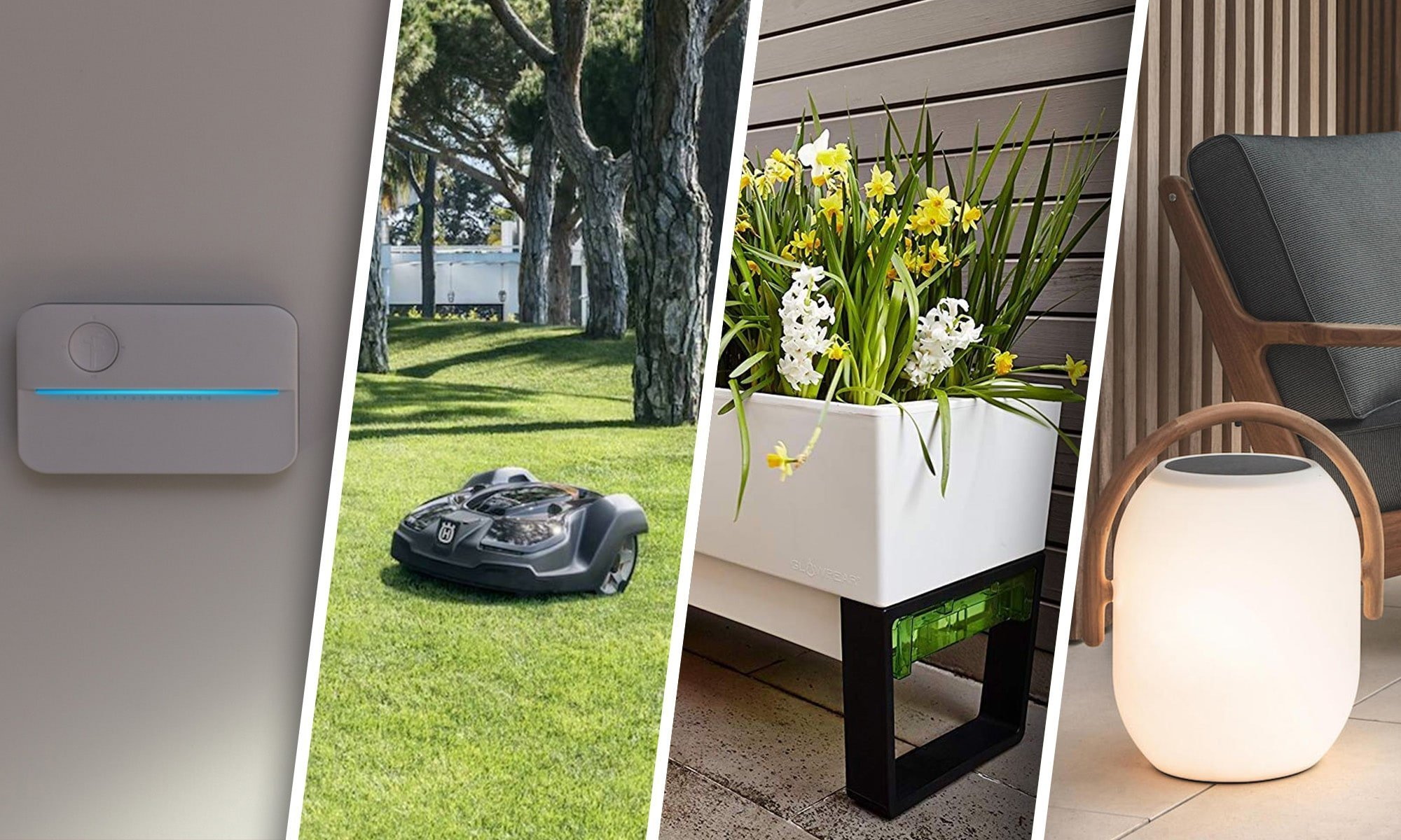 Smart garden gadgets that will make working in the backyard much more efficient