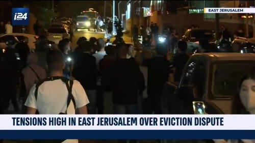 Tensions High in East Jerusalem Over Eviction Dispute