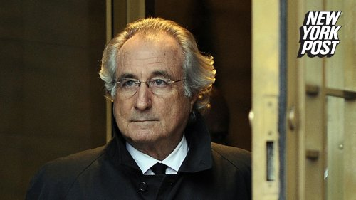 Bernie Madoff reportedly earned 24 cents an hour for work in prison