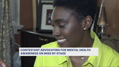 Bronx woman competing for 'Miss New York USA' wants to use title for mental health awareness