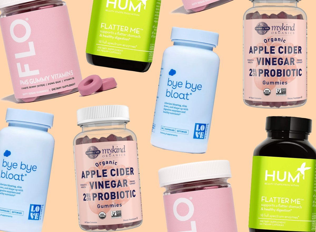 The Only Supplements Dietitians Say Are Worth Trying