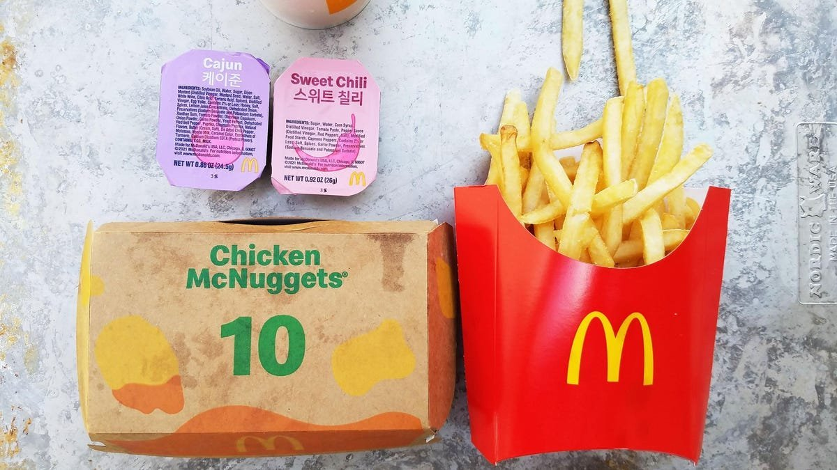 """Is the new McDonald's BTS Meal collab """"Dynamite""""?"""