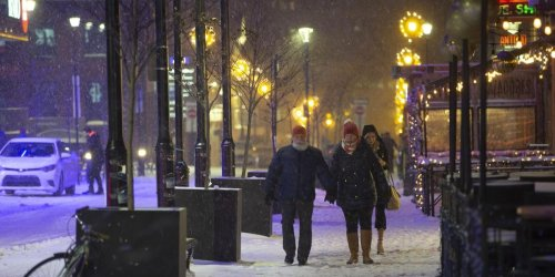 Canada's Fall Forecast Predicts That Winter Is Coming Early For Some Areas