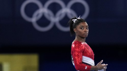 After Simone Biles Spoke Up, What's Next For Mental Health And Sports?