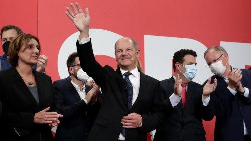 Bundestagswahl: So wählte Deutschland