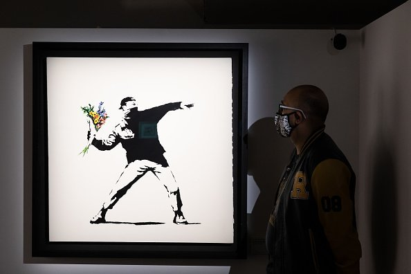 Banksy Painting Sells for Millions Paid in Cryptocurrency