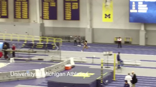 University athlete's stunning comeback goes viral