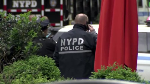 Three people shot in New York's Times Square